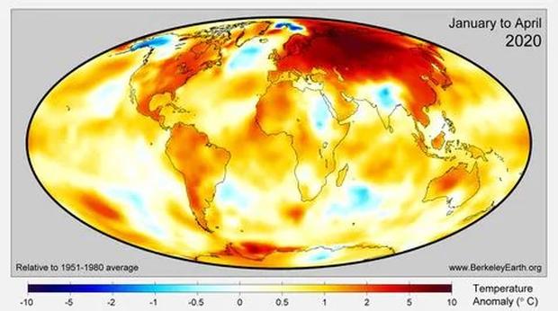 Hiện tượng chưa từng xảy ra ở Bắc Cực khiến giới khoa học rối loạn  6