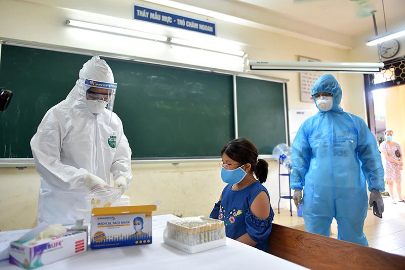 Hà Nội công bố 652 mẫu xét nghiệm RT-PCR có kết quả âm tính 1