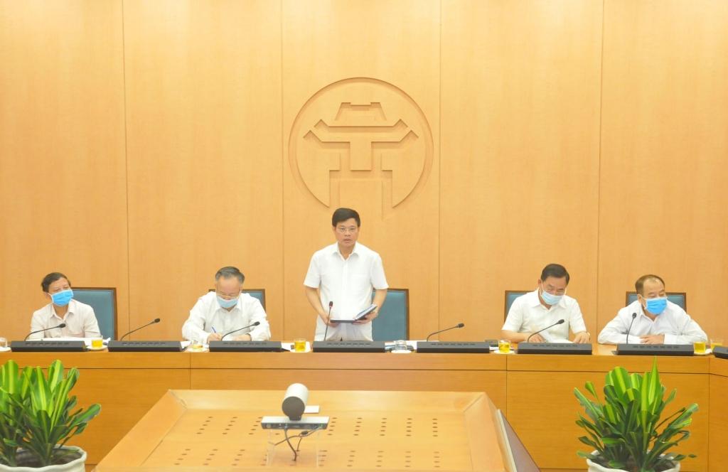 Hà Nội: Dừng hoạt động các cơ sở không đảm bảo quy định phòng, chống dịch 1
