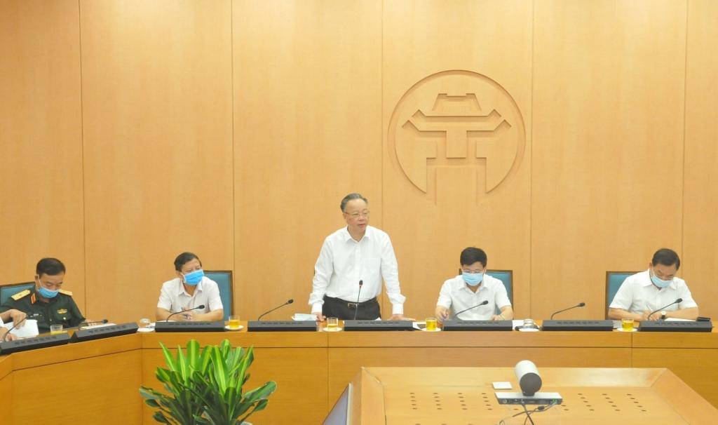 Hà Nội: Dừng hoạt động các cơ sở không đảm bảo quy định phòng, chống dịch 2