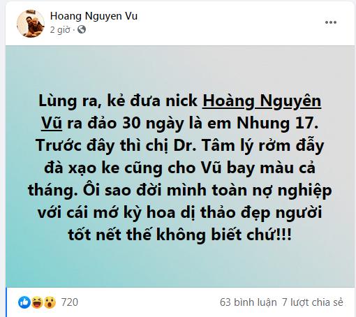 Nhà báo Việt 'xấu hổ và nhục nhã vì chung đồng bào với Nhung 17' lên tiếng, tố bị đối phương trả đũa vì dám viết bài chỉ trích 3
