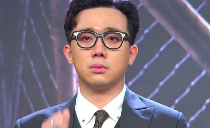 Trấn Thành nghe Sơn Tinh Thủy Tinh xong lại khóc, fan vào hỏi: 'Anh có vấn đề về tuyến lệ à'? 2