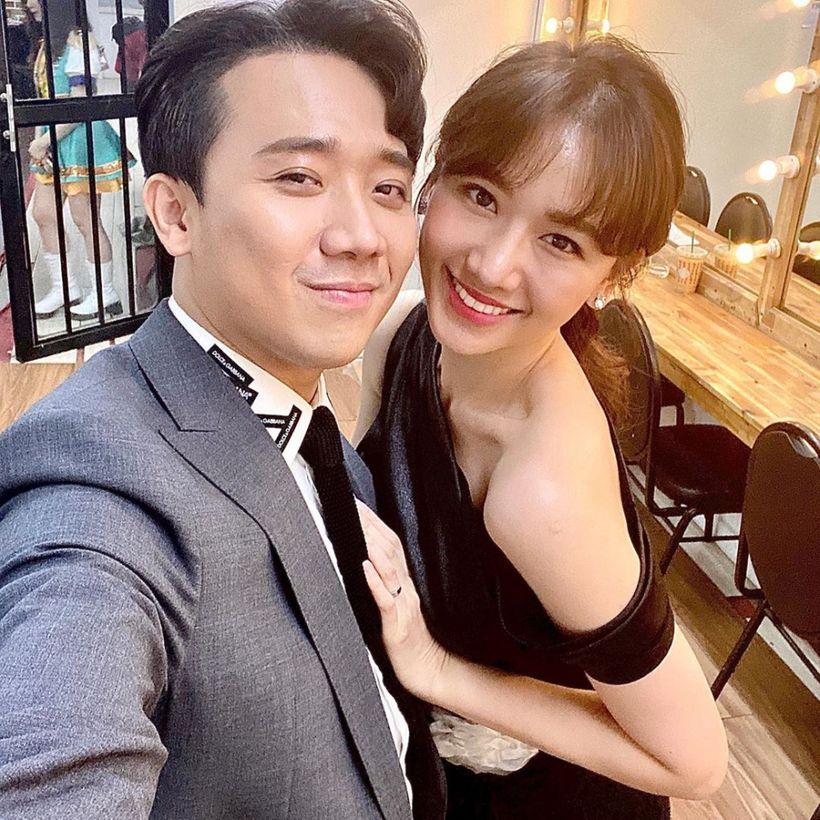 Sau 4 năm chờ đợi, Hari Won để lộ dấu hiệu mang thai con đầu lòng với Trấn Thành? 1