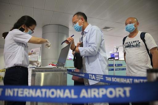 Việt Nam có thêm 2 ca nhiễm COVID-19, đều là các ca nhập cảnh  1