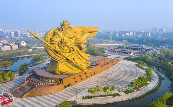 بنای یادبود مسابقه گینس که 600 میلیارد VND ساخته شده است ، اکنون نیاز به جابجایی 540 میلیارد VND 2 دارد