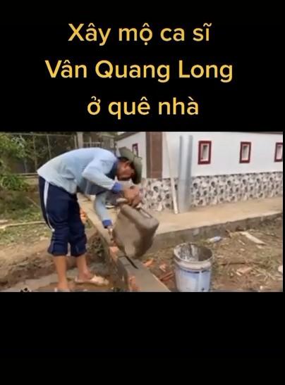رونمایی از اولین عکس های محل استراحت هنرمند فقید Van Quang Long در ویتنام 2