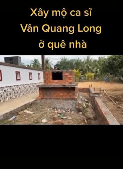 رونمایی از اولین عکس های محل استراحت هنرمند فقید Van Quang Long در ویتنام 3