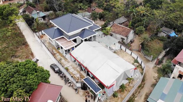 برادران تلویزیون تام مائو بزرگترین ویلا را با 2.5 میلیارد دونگ در دهکده 6 نشان می دهند