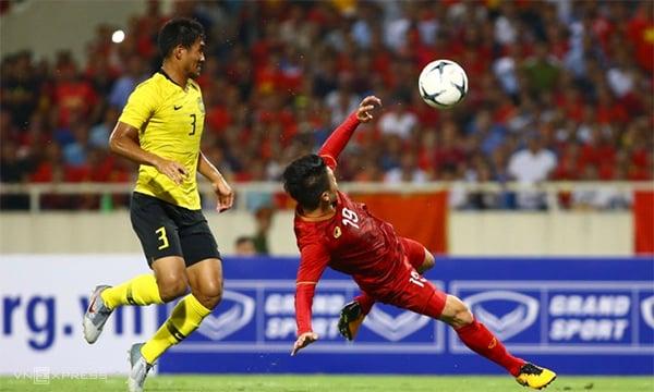 مقدماتی جام جهانی 2022: بازی ویتنام برابر مالزی به دلیل به تعویق افتادن به دلیل Covid-19 1 ادامه دارد