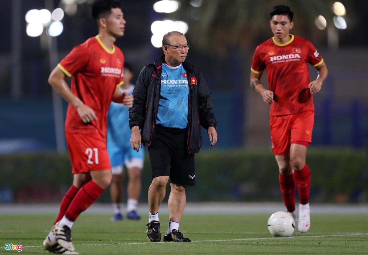 Tuan An - Van Toan خبر بسیار خوشحال کننده ای را اعلام کرد ، مربی Park Hang پس از نگرانی در مورد عدم حضور Quang Hai 4 با آرامش آهی کشید