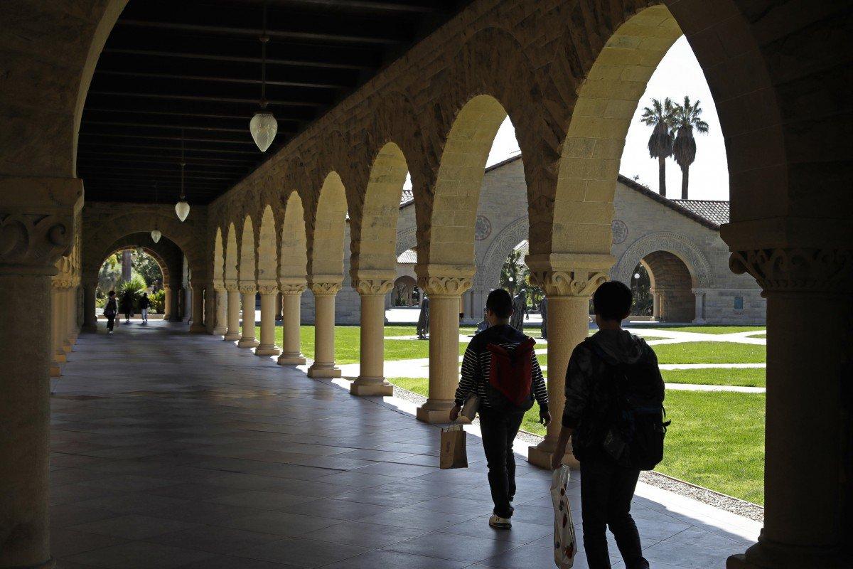 Gia đình Trung Quốc chi 6,5 triệu USD 'chạy' cho con vào Stanford 1