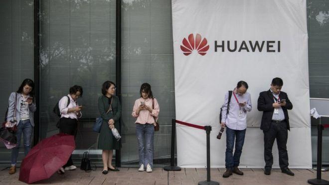 Huawei lãnh đòn 'trời giáng' từ Google 1