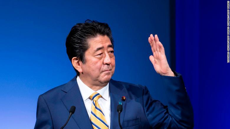 Nhật Bản muốn cả thế giới gọi đúng tên lãnh đạo: Abe Shinzo 1