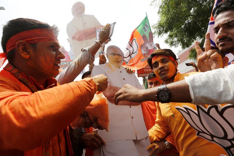Thủ tướng Ấn Độ giành chiến thắng trong cuộc tổng tuyển cử lịch sử 1