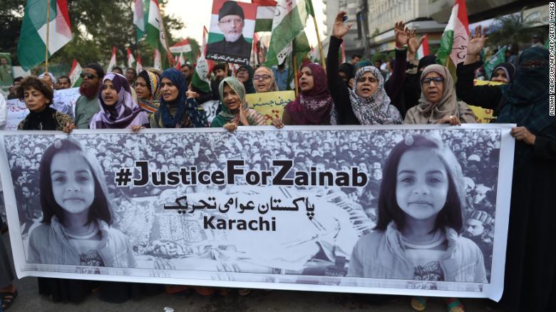 Bé gái 10 tuổi bị hãm hiếp, sát hại dã man rúng động Pakistan 2