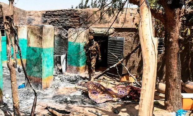 Mali: Thảm sát cả làng, ít nhất 95 người thiệt mạng 1