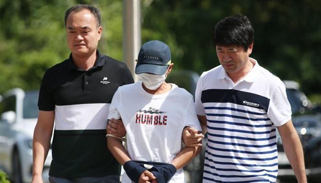 Phát ngôn gây phẫn nộ của người chồng Hàn đánh vợ Việt gãy xương 1