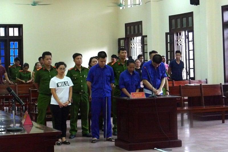 Tráo hơn 5kg ma túy tang vật, cựu cảnh sát Hải Phòng lãnh án tử hình 1