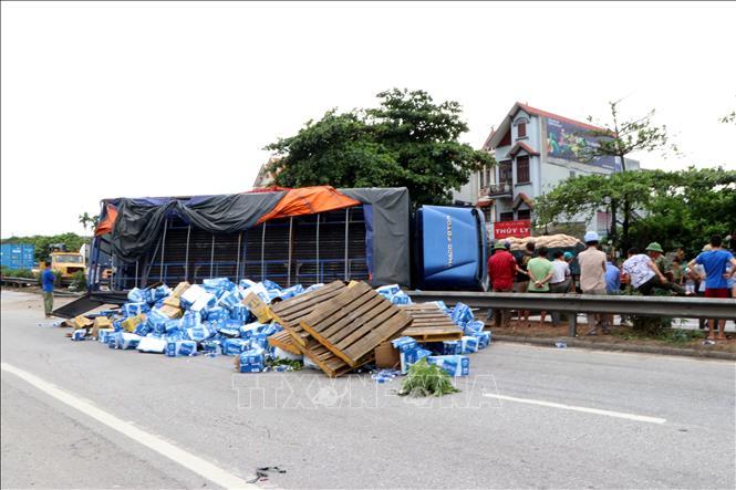 Tai nạn giao thông thảm khốc ở Hải Dương: Khởi tố vụ án 1