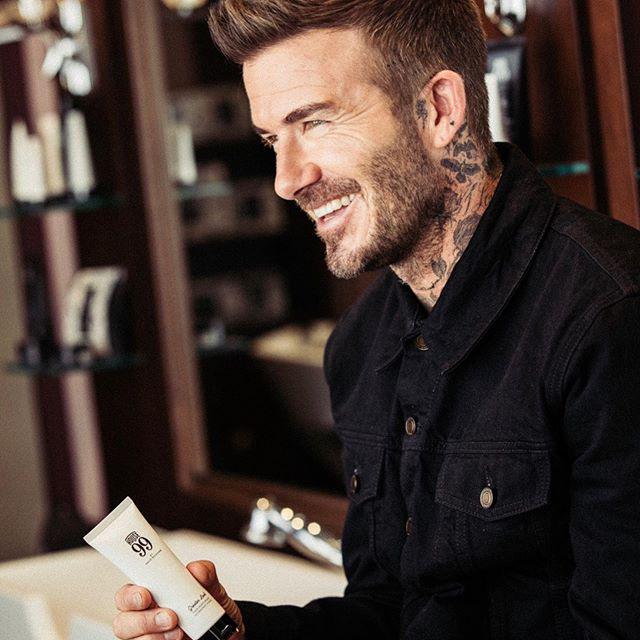 Hình ảnh mới nhất của David Beckham chứng minh 'gừng càng già càng cay' 9