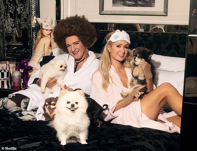 Biệt thự 352.000 USD dành cho chó đẹp đến nín thở của Paris Hilton 5
