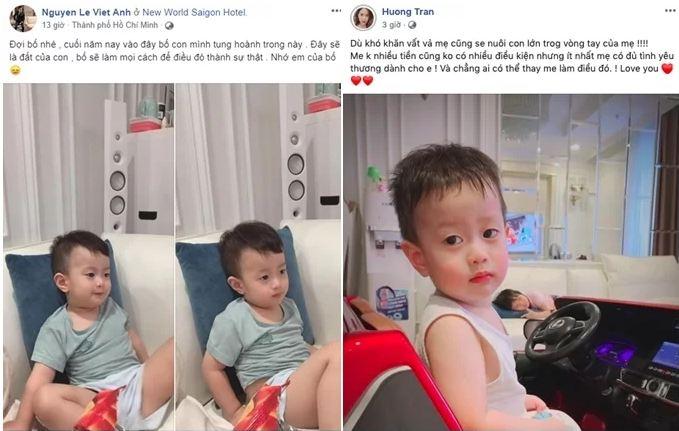 Vợ cũ Việt Anh 'dập' ý định giành quyền nuôi con của chồng 1