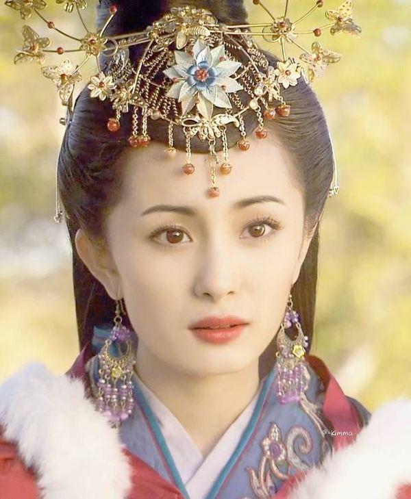 Bị chê 'bình hoa di động', Dương Mịch vẫn có một vai diễn để đời 2