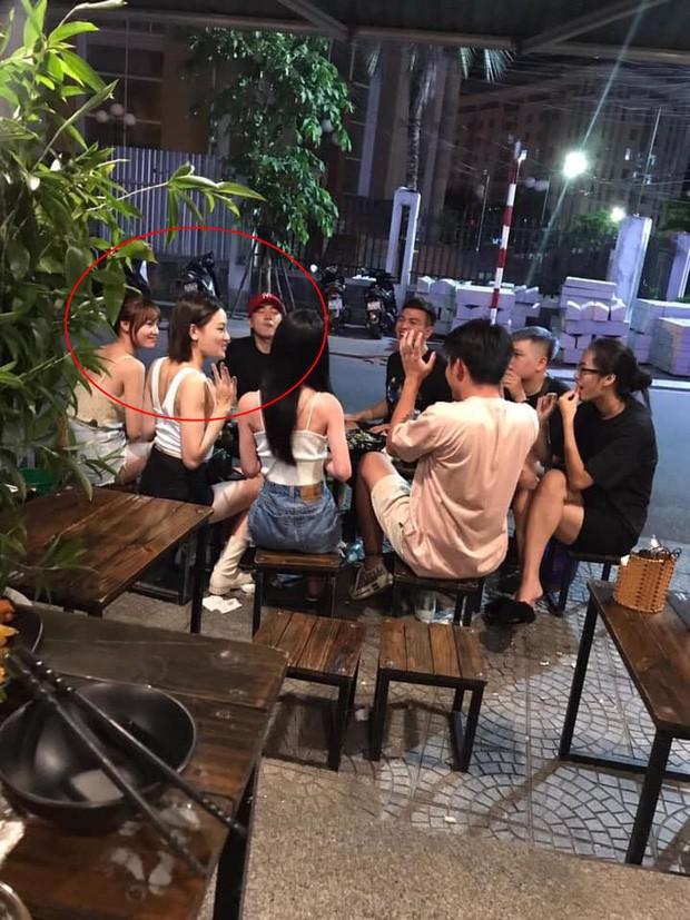Ninh Dương Lan Ngọc, Chi Dân lại lộ khoảnh khắc hẹn hò 1