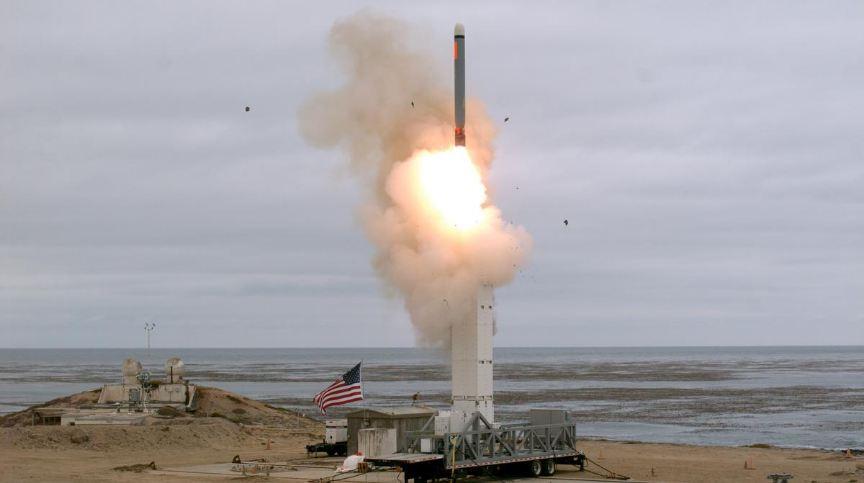 Triều Tiên: Mỹ thử tên lửa có thể kích động chiến tranh lạnh 1