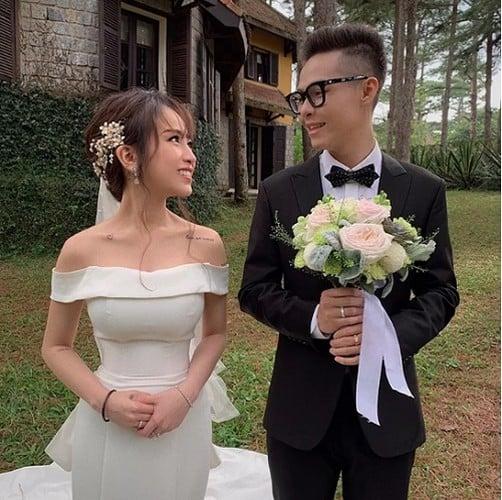 Đám cưới con gái Minh Nhựa có điểm giống hệt Cường Đô la - Đàm Thu Trang 1