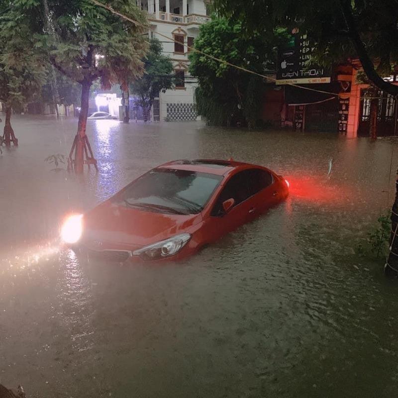 Thái Nguyên tiếp tục hóa sông sau mưa lớn 2