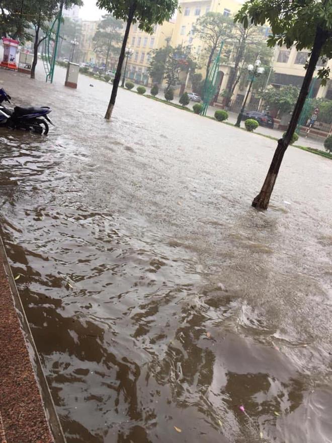 Thái Nguyên tiếp tục hóa sông sau mưa lớn 3