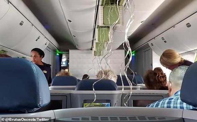 Máy bay rơi từ độ cao hơn 11.000m, hành khách vĩnh biệt người thân 5