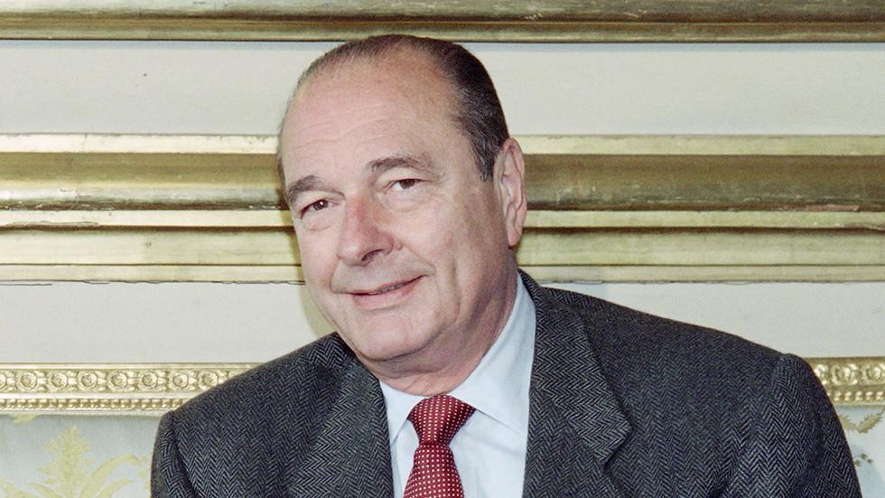 Cựu Tổng thống Pháp Jacques Chirac qua đời  1