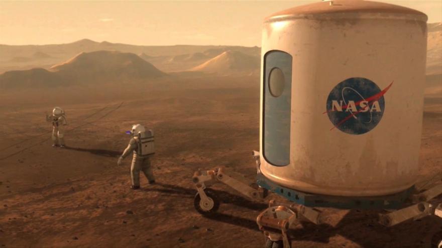 Cựu chuyên gia NASA: Phát hiện sự sống trên sao Hỏa từ 40 năm trước 1