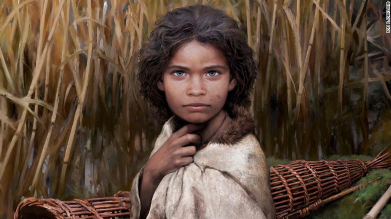 Cuộc đời cô gái sống 5.700 năm trước được tiết lộ qua mảnh kẹo cao su 1