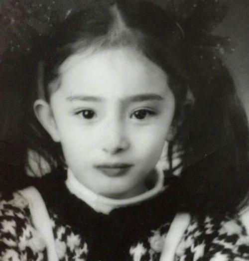 Dương Mịch, Lưu Diệc Phi và loạt sao hoa ngữ đọ nhan sắc thời thơ ấu 1