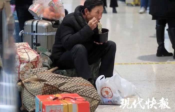 'Biển người' Trung Quốc trong cuộc đại di cư Xuân vận 2020 13