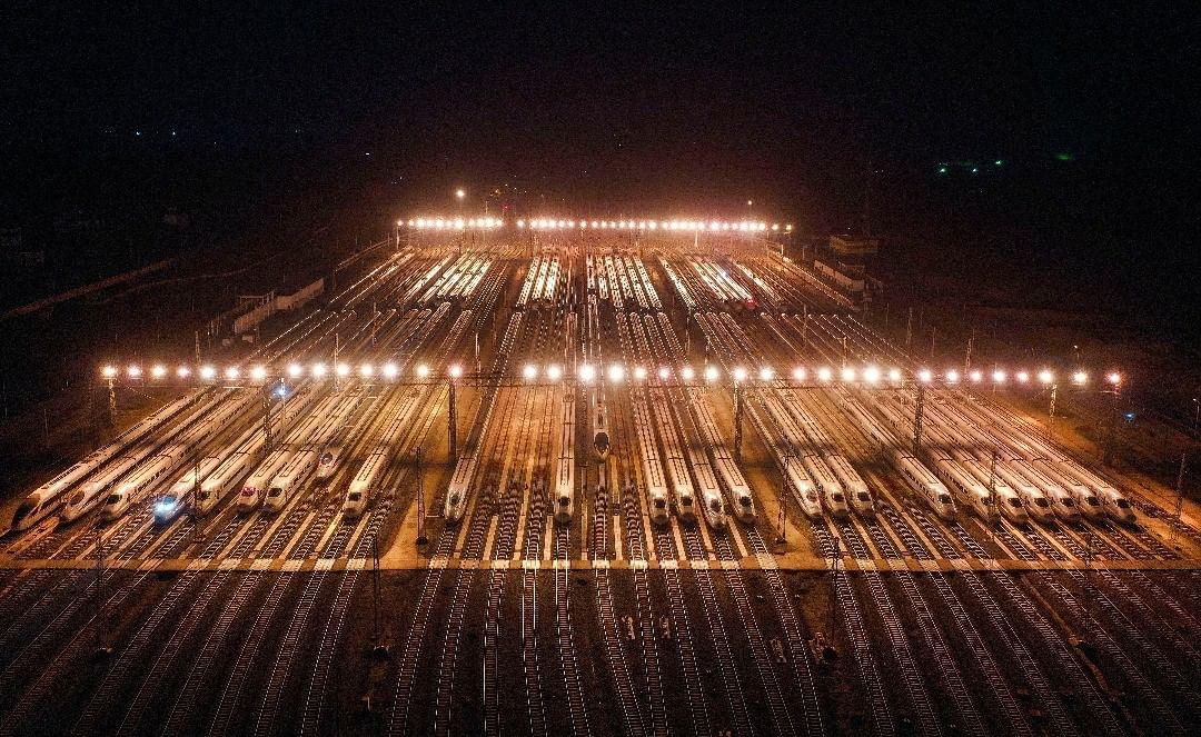 'Biển người' Trung Quốc trong cuộc đại di cư Xuân vận 2020 3