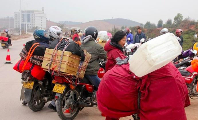 'Biển người' Trung Quốc trong cuộc đại di cư Xuân vận 2020 7