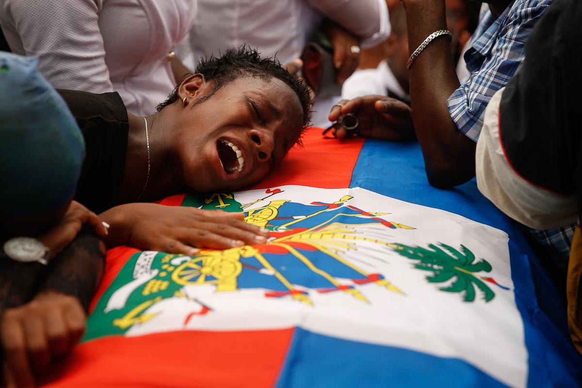 10 năm sau động đất, sóng thần hủy diệt, Haiti 'sống mà chằng chịt sẹo' 14