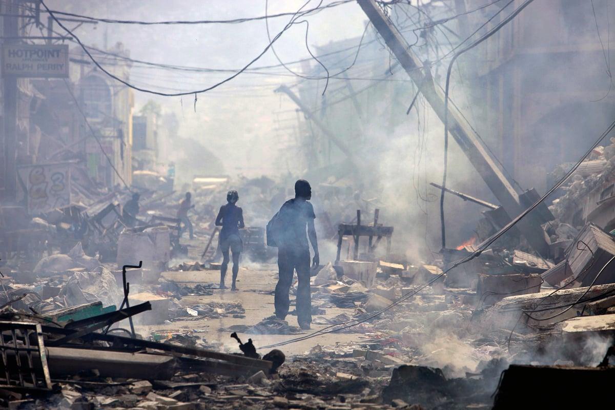10 năm sau động đất, sóng thần hủy diệt, Haiti 'sống mà chằng chịt sẹo' 9