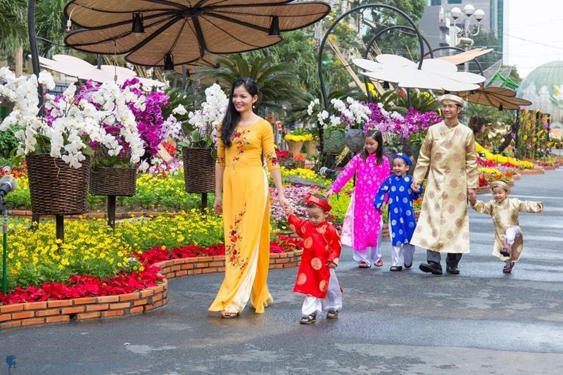 Những phong tục cầu may trong Tết Nguyên đán của người Việt 2