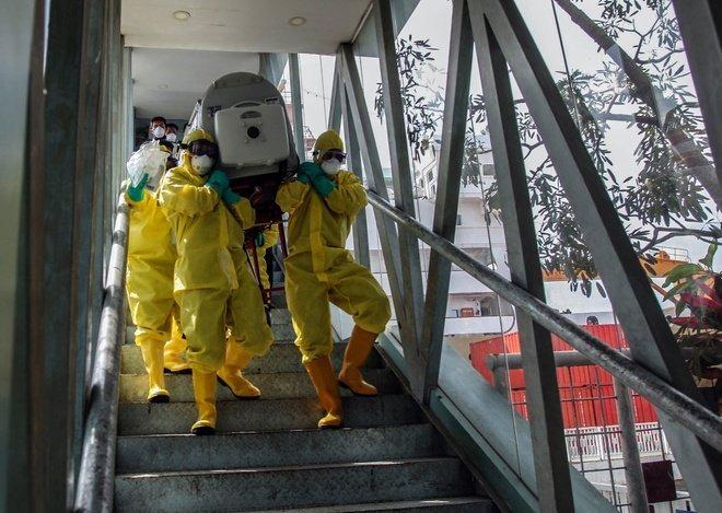 Tin tức thế giới 24h ngày 4/2/2020: Cập nhật dịch viêm phổi Vũ Hán 1