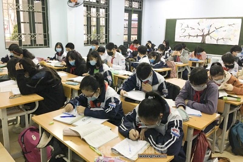 Tạm dừng hoạt động dạy, học tại các trung tâm Ngoại ngữ, Tin học trên địa bàn Hà Nội 1