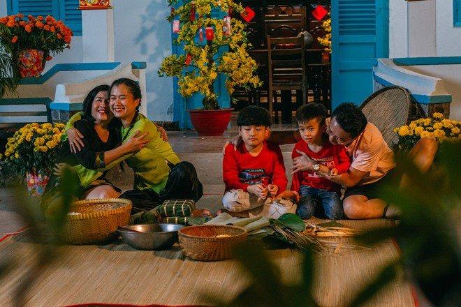 Chuyện mẹ chồng, nàng dâu của Lâm Vỹ Dạ được tiết lộ trên sóng truyền hình 2