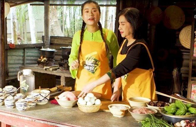 Chuyện mẹ chồng, nàng dâu của Lâm Vỹ Dạ được tiết lộ trên sóng truyền hình 1
