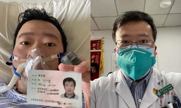 Gia đình bác sĩ cảnh báo virus corona đều đã nhiễm bệnh 1