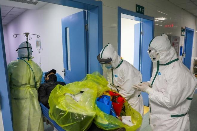 1.716 nhân viên y tế Trung Quốc nhiễm virus corona 1