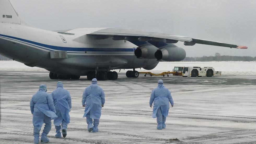 Ngăn Covid-19, Nga cấm cửa tất cả công dân Trung Quốc 1